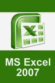 Microsoft Office Excel Bangla Tutorial Books – MS excel 2007 pdf ebook
